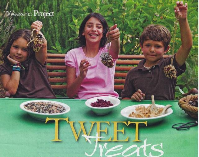 Country Gardens Tweet Treats