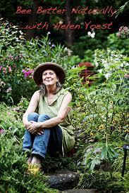 Helen Yoest in her Wildlife Habitat