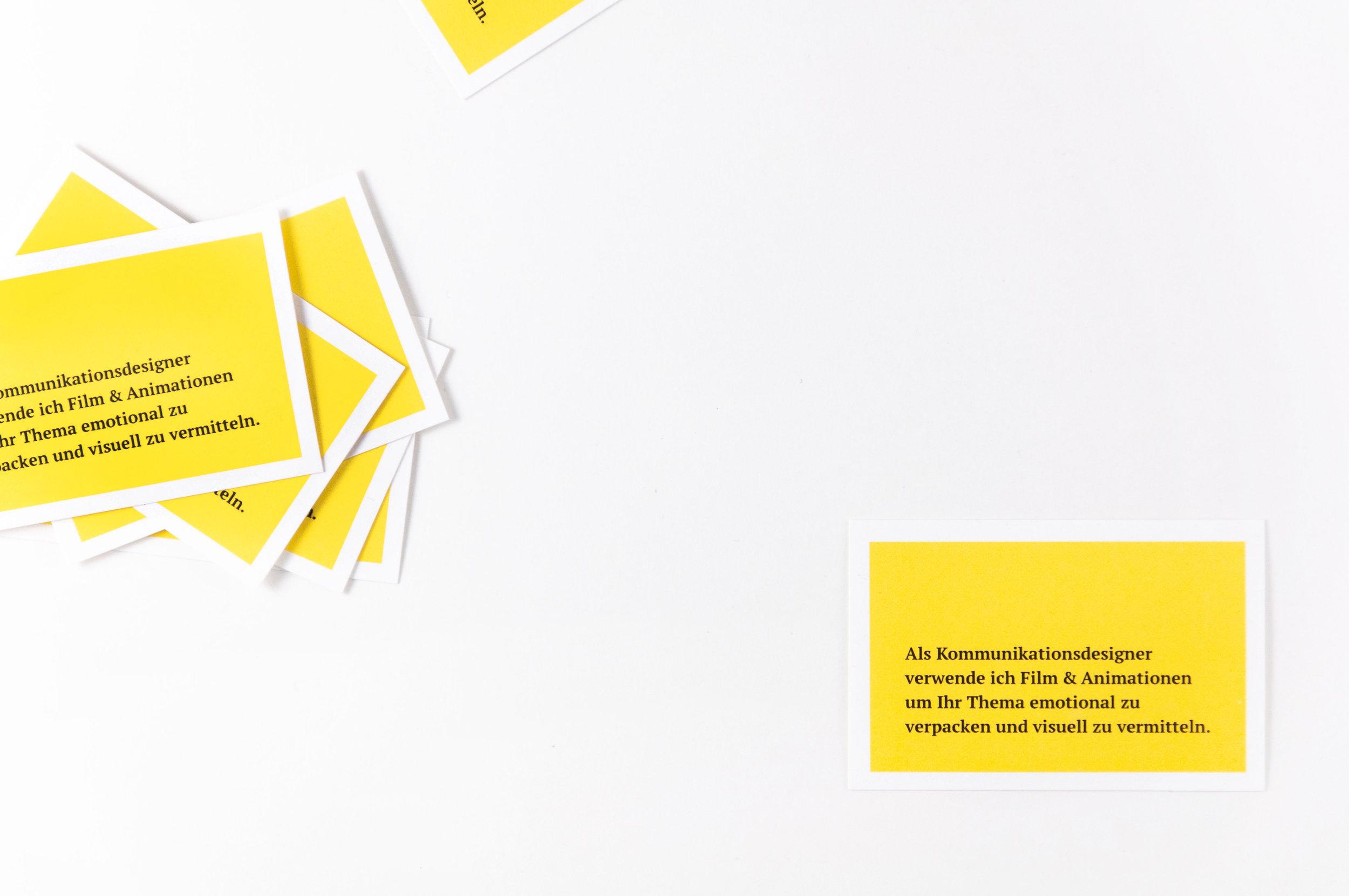 Lena Hanzel – Visual Identity – Derk Ebeling