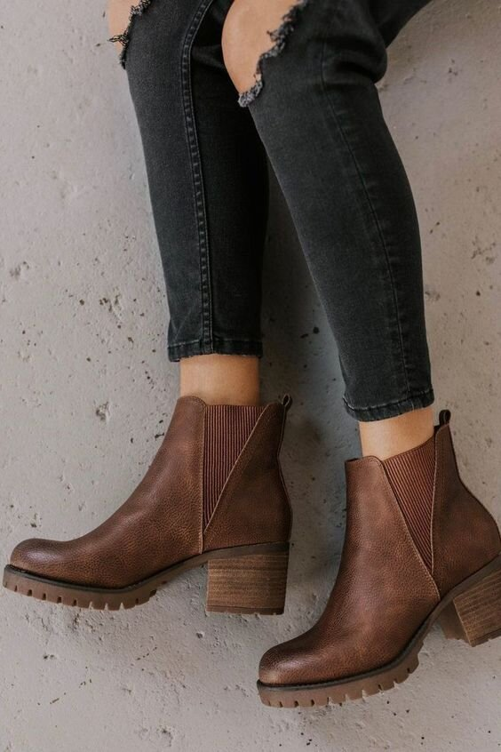 The Ankle Boot - You simply can't go wrong with these! Throw them on with literally anything and you're all set. Be sure to take inventory of your pants before you buy a pair- it's important to find boots with a length than works with most of your pants. I tend to wear a lot of skinny jeans, so I go for medium length boots, but someone with more cropped jeans might need a half-calf style.-Nordstrom MIA Boot (Pictured)-Nordstrom Dolce Vida-Sam Edelman Packer Booties