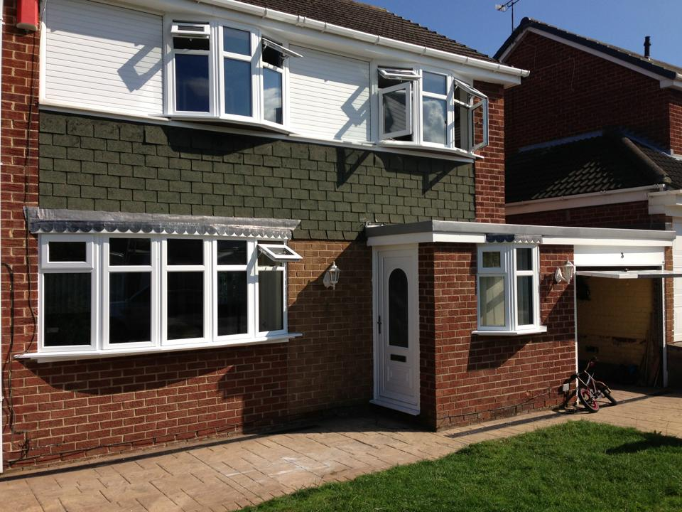 Windows and Doors - We measure, manufacture and install all our windows…read more…