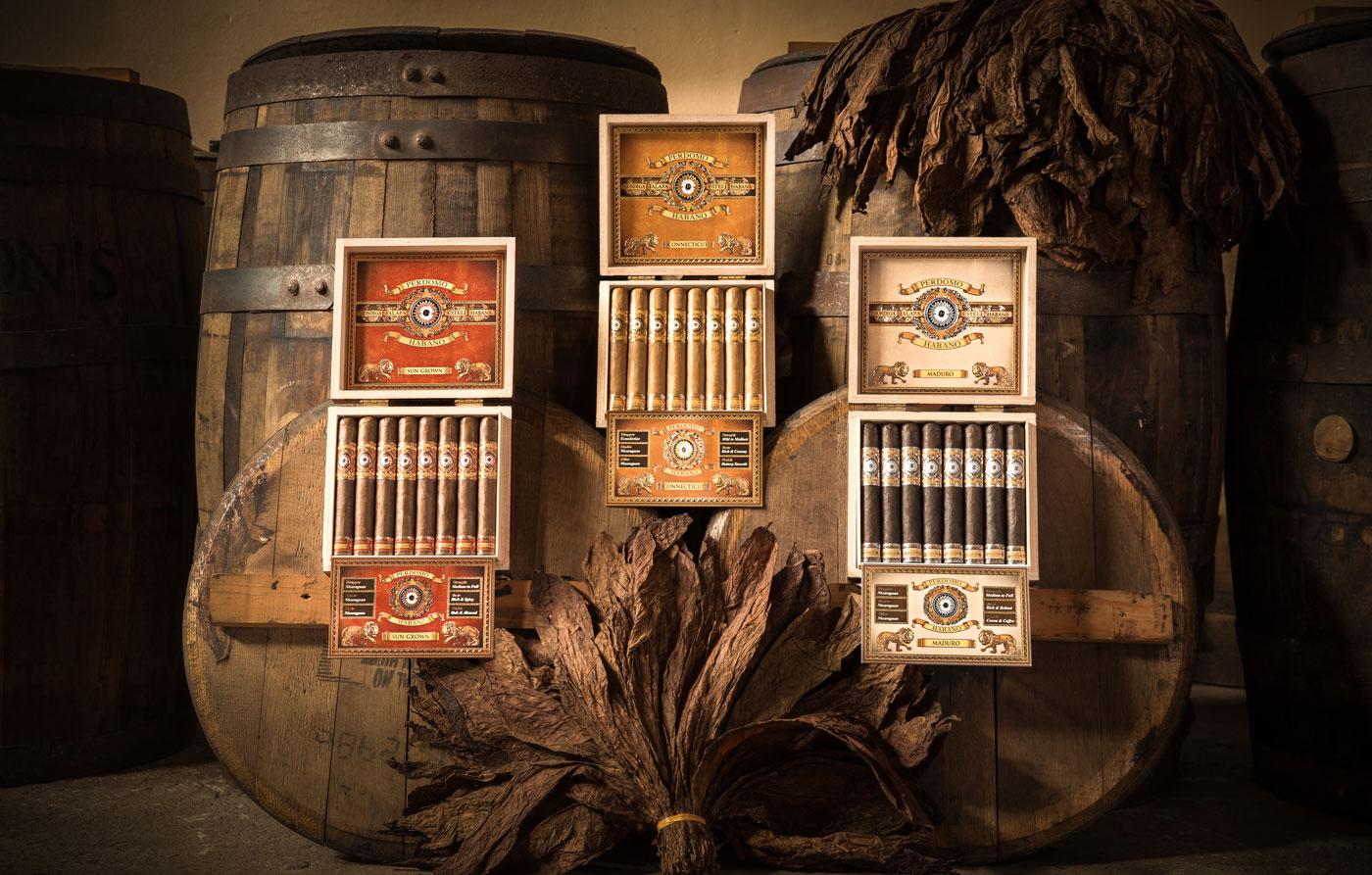 Bourbon Barrel Aging