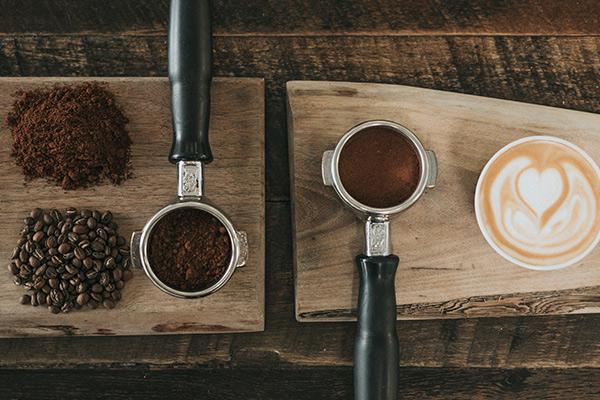 Finish - Hints of DarkCocoa & Coffee