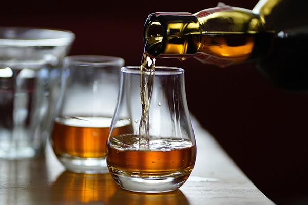 Pairings - Scotch & Bourbon