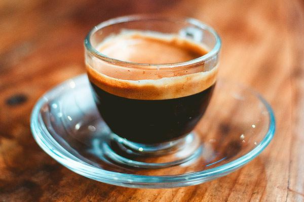 Finish - Hints of Oak& Espresso