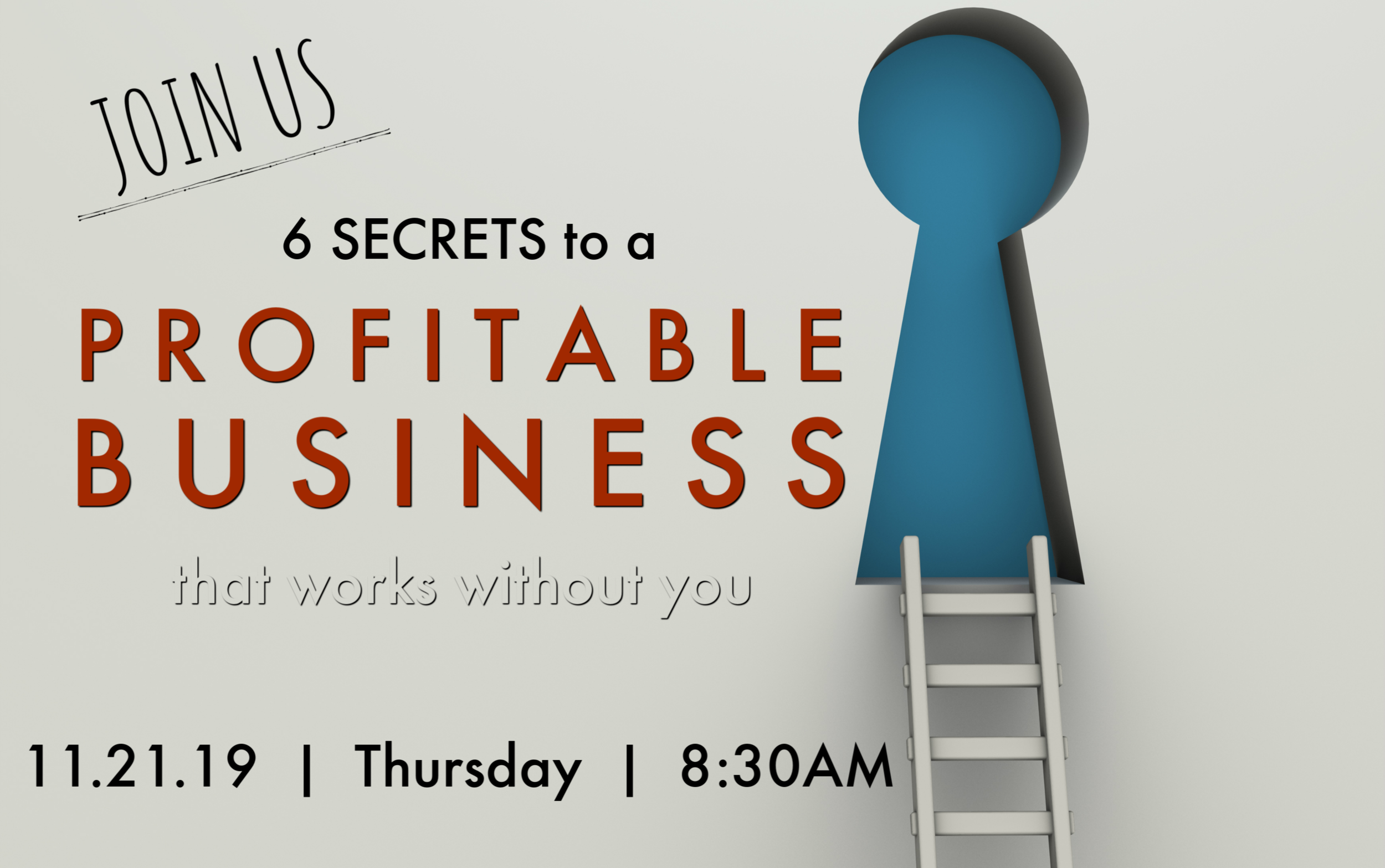 6 Secrets to a Profitable business Twin Cities Business Coaching Consulting