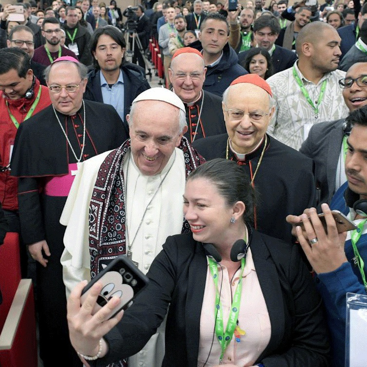 Christ is Alive! - The Pope's exhortation is the culmination of the large consultative process that was the 2018 Synod on Young People, Faith and Vocational Discernment. There is so much in this document, as well as the whole synod process, that can help us renew the Church, engage and minister creatively with the young and live the Gospel authentically in the modern world.Check out the document, and our resources to help you start to explore its depth and start to put it into practice. We have more on our resource page, and will be expanding these in the coming months, so do check back, follow us on social media or sign up to get our emails (below).We're also offering workshops and looking to collaborate with others to help implement the fruits of the Synod. If you're interested, please get in touch!