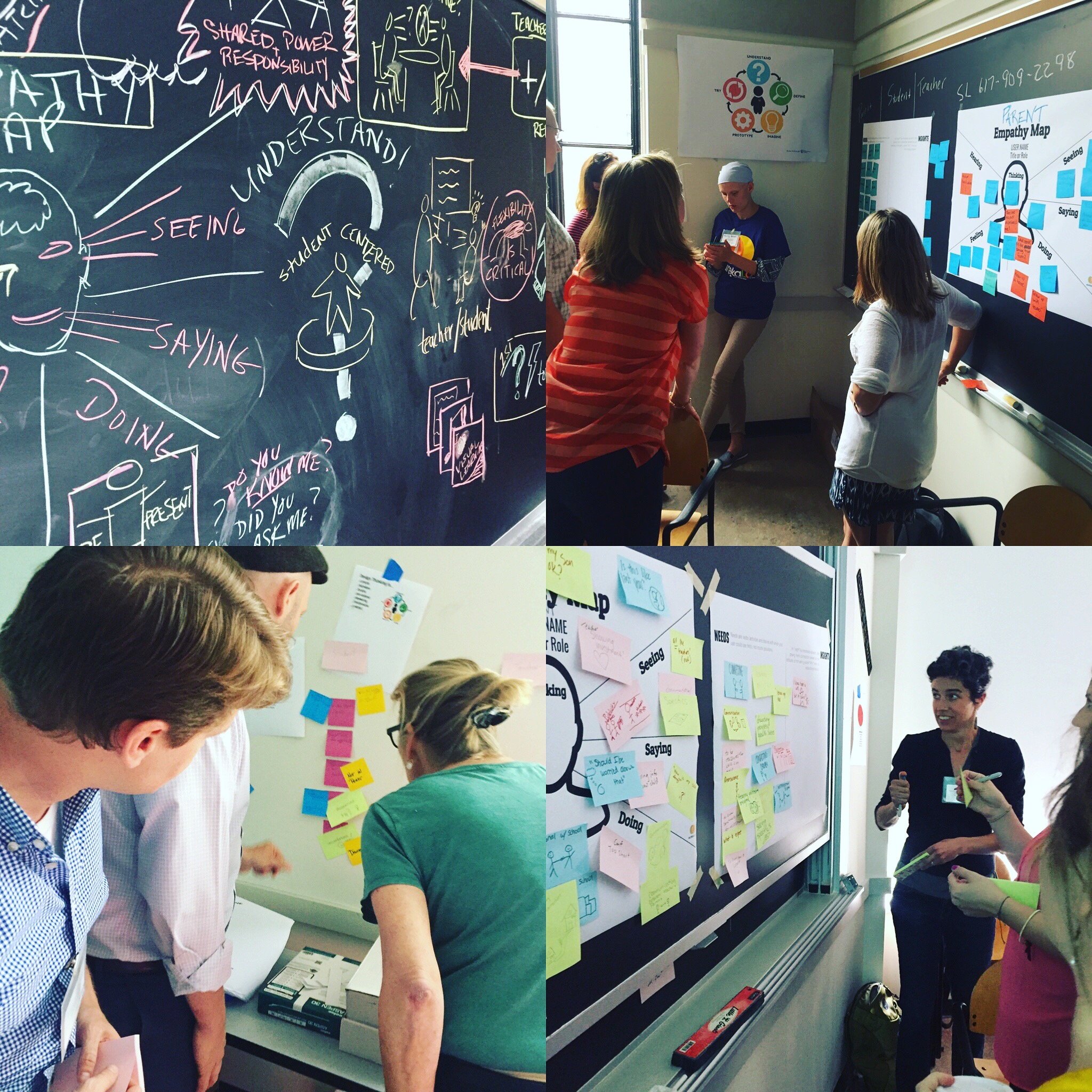 Learn Design Thinking By Doing Design Thinking - 3-Day Learning Immersion For TeachersJune 19-21, 2019@ The Meadowbrook School of Weston10 Farm Rd Weston MA