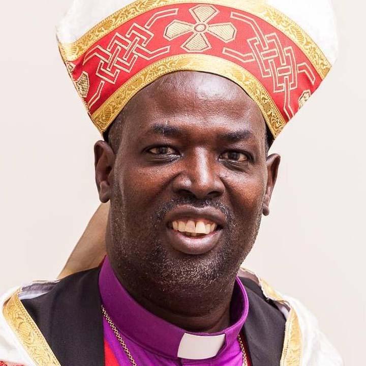 Archbishop Ole Sapit Jackson (Week 2)