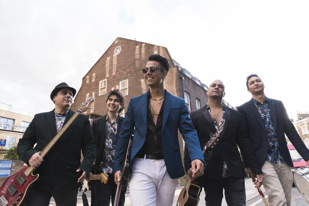 Latin Connection - Latin Music Entertainment - Latin-Western Mashups