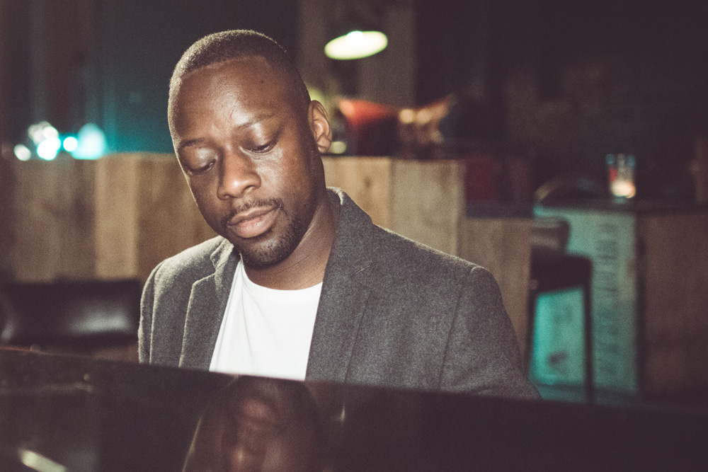 JAmes - Jazz, Soul, Contemporary