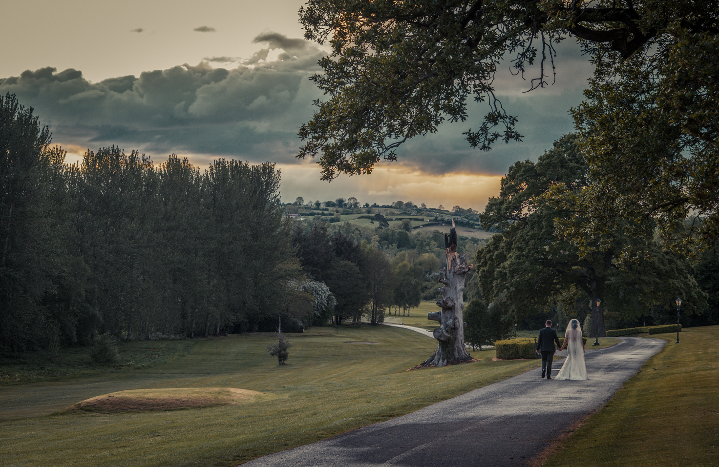 Azaria & Mark - MAY | CABRA CASTLE