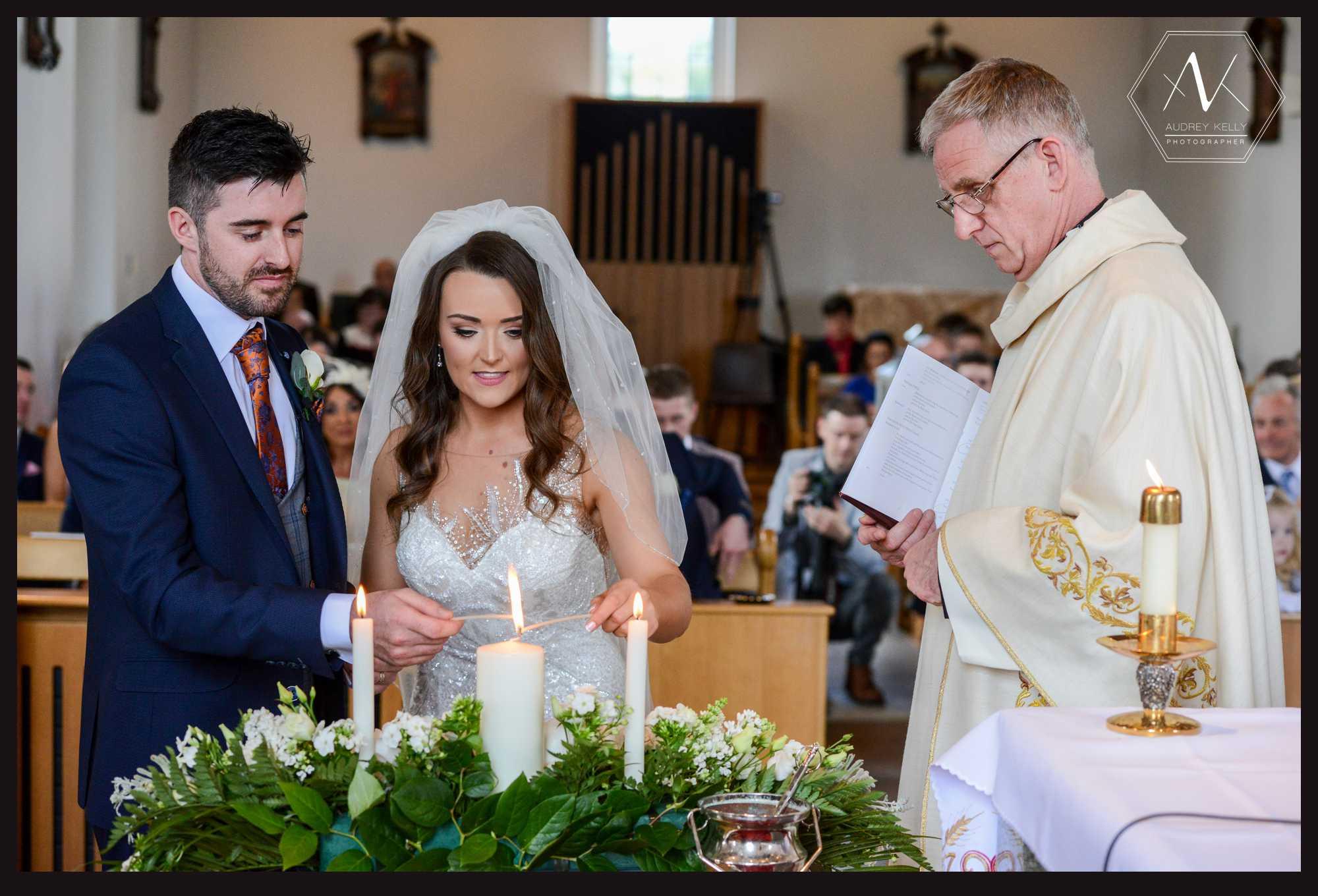 Chape Décor by: Fairytale Weddings ,Omagh