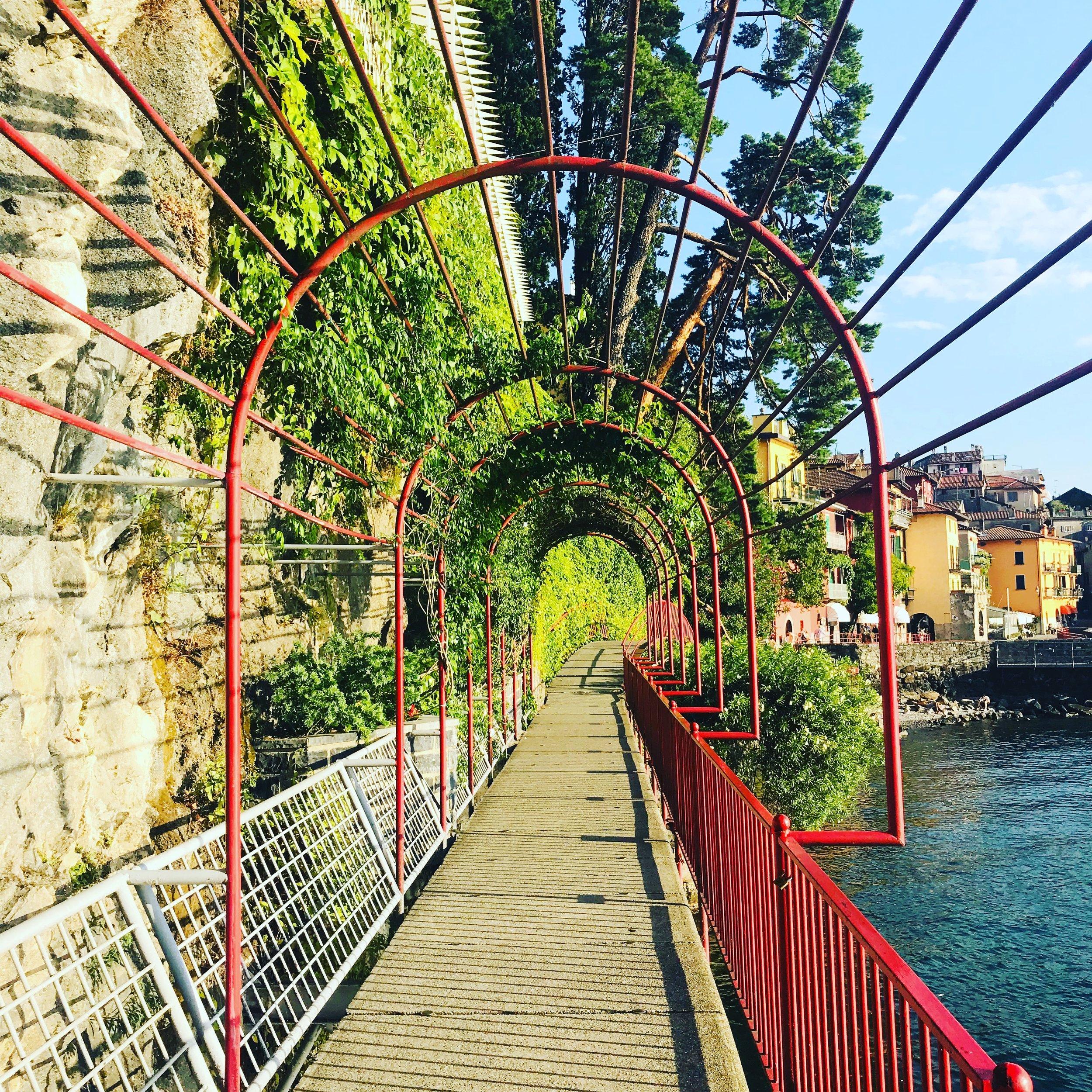 Lake Como and Varenna, Italy