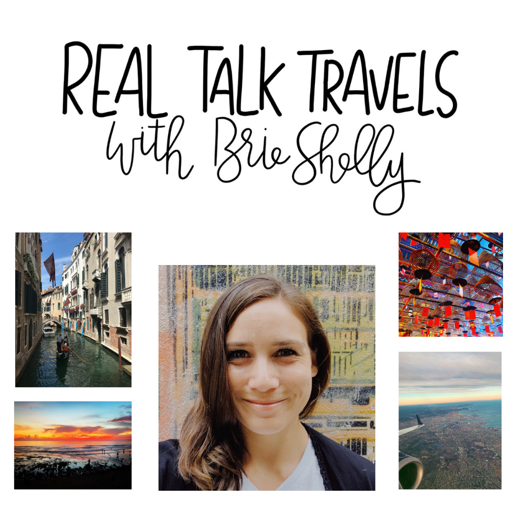 Real Talk Travels Podcast