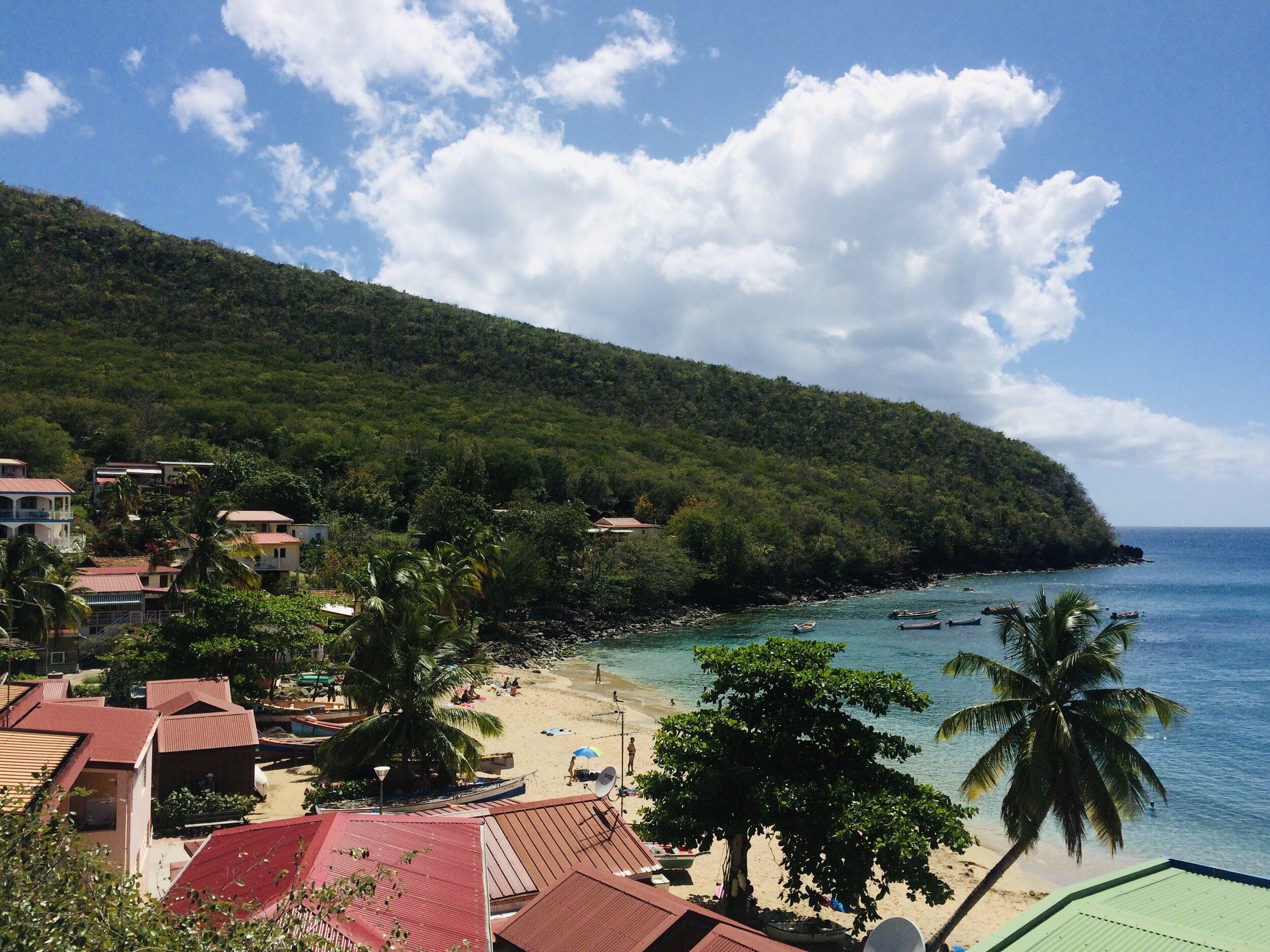 Anse Dufor Beach & Village