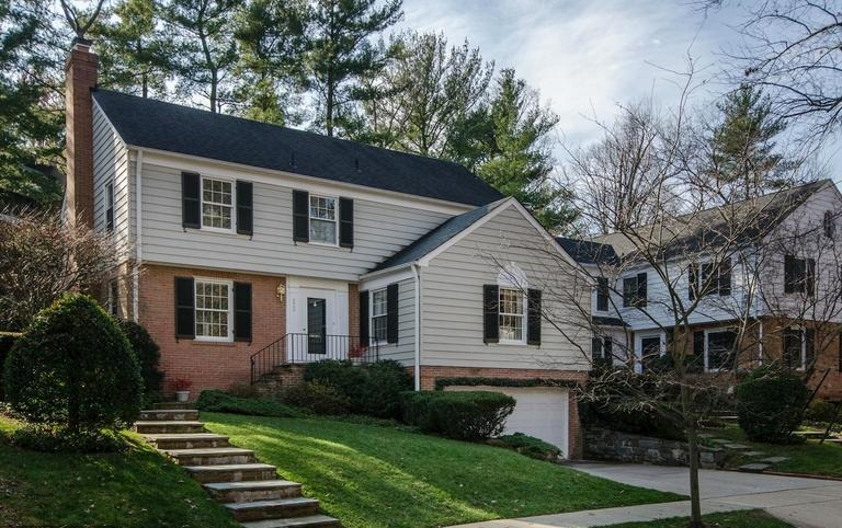 4904 Baltan Road   Bethesda, MD 20816  $1,150,000   4 Beds / 2 Baths / 2 Half Baths