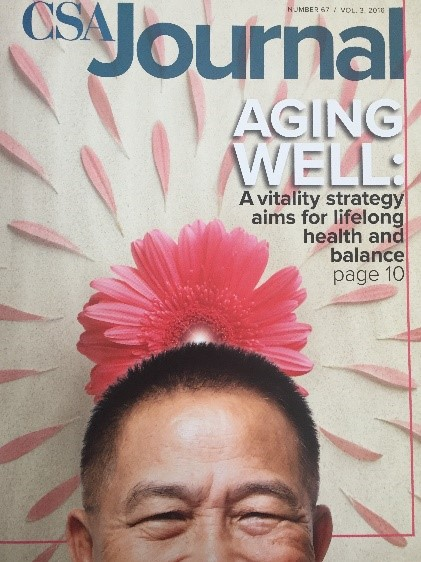 Aging Well - Turning Good Intentions Into Actions -