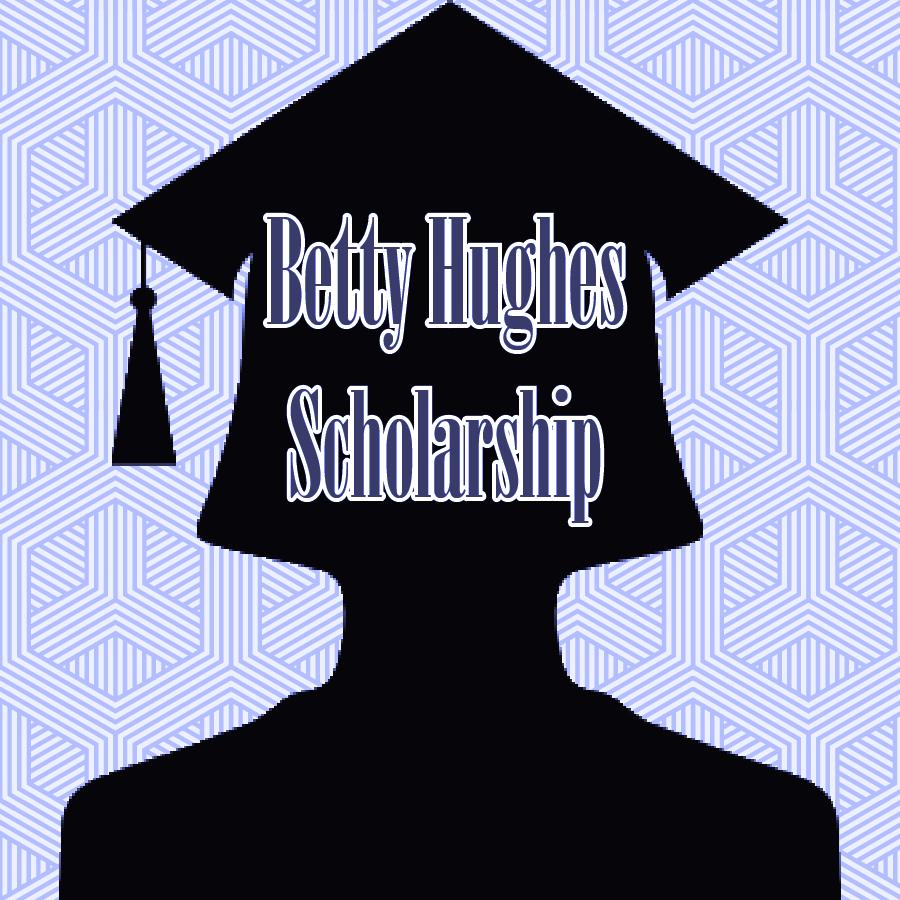 Betty Hughes Scholarship SQ Blue.png