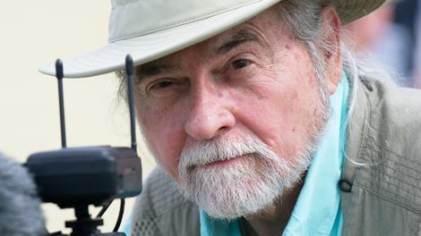 Stephen Newton, documentary filmmaker.  Photo © 2013 David Wood