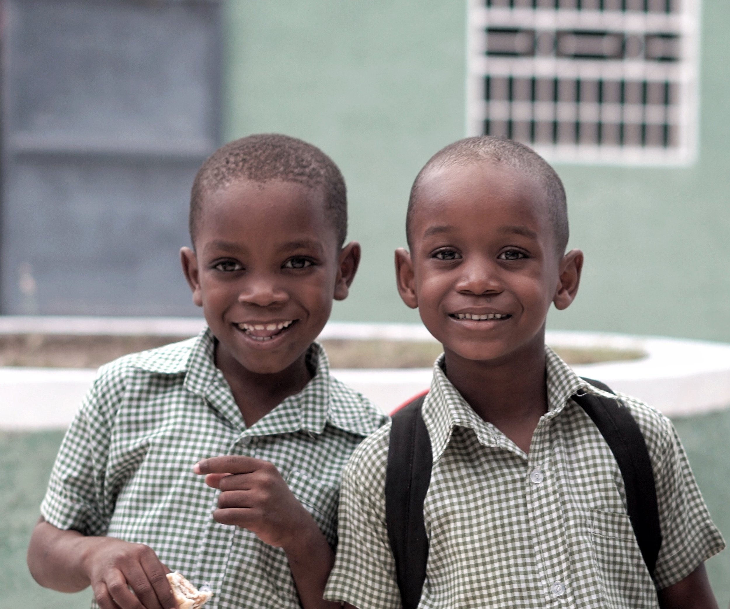 bring together donors to help children in the world's toughest places get access to education -
