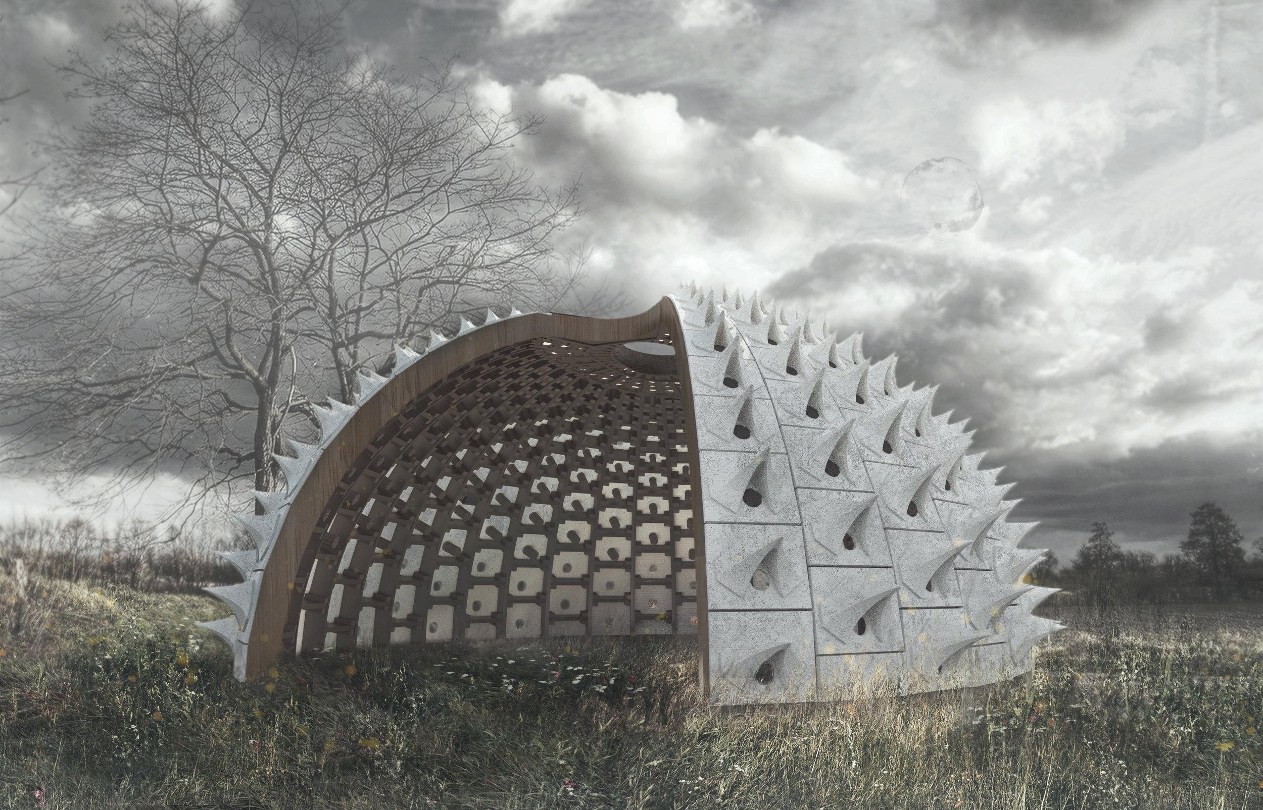 Pollinators Pavilion , Ariane Lourie Harrison