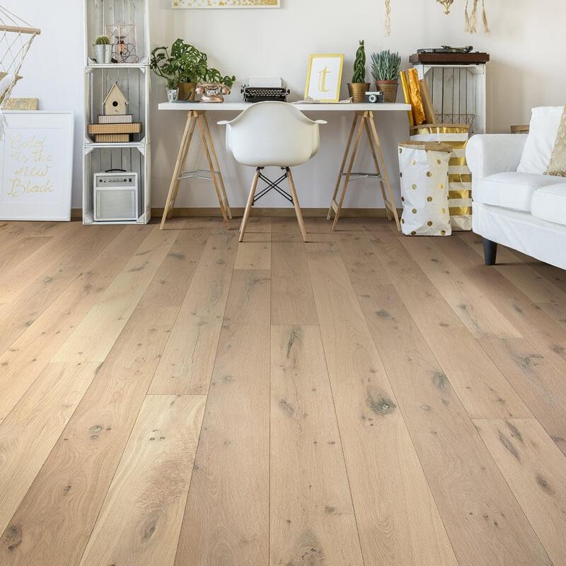 Wood Flooring -