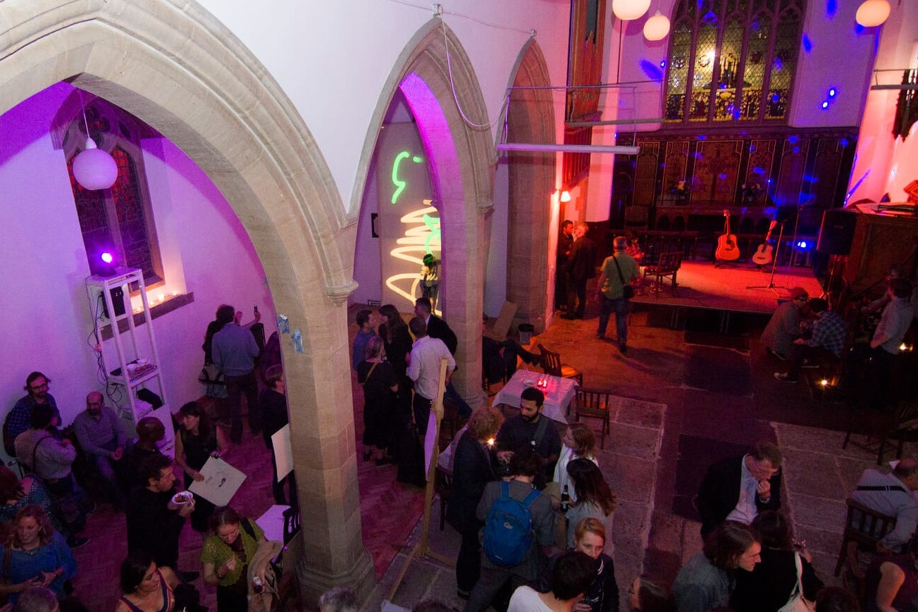 """The Old Church - Marketing & PR Manager for The Old Church, an arts venue in Stoke Newington and described by the Evening Standard as """"one of the best London churches to watch live music in""""."""