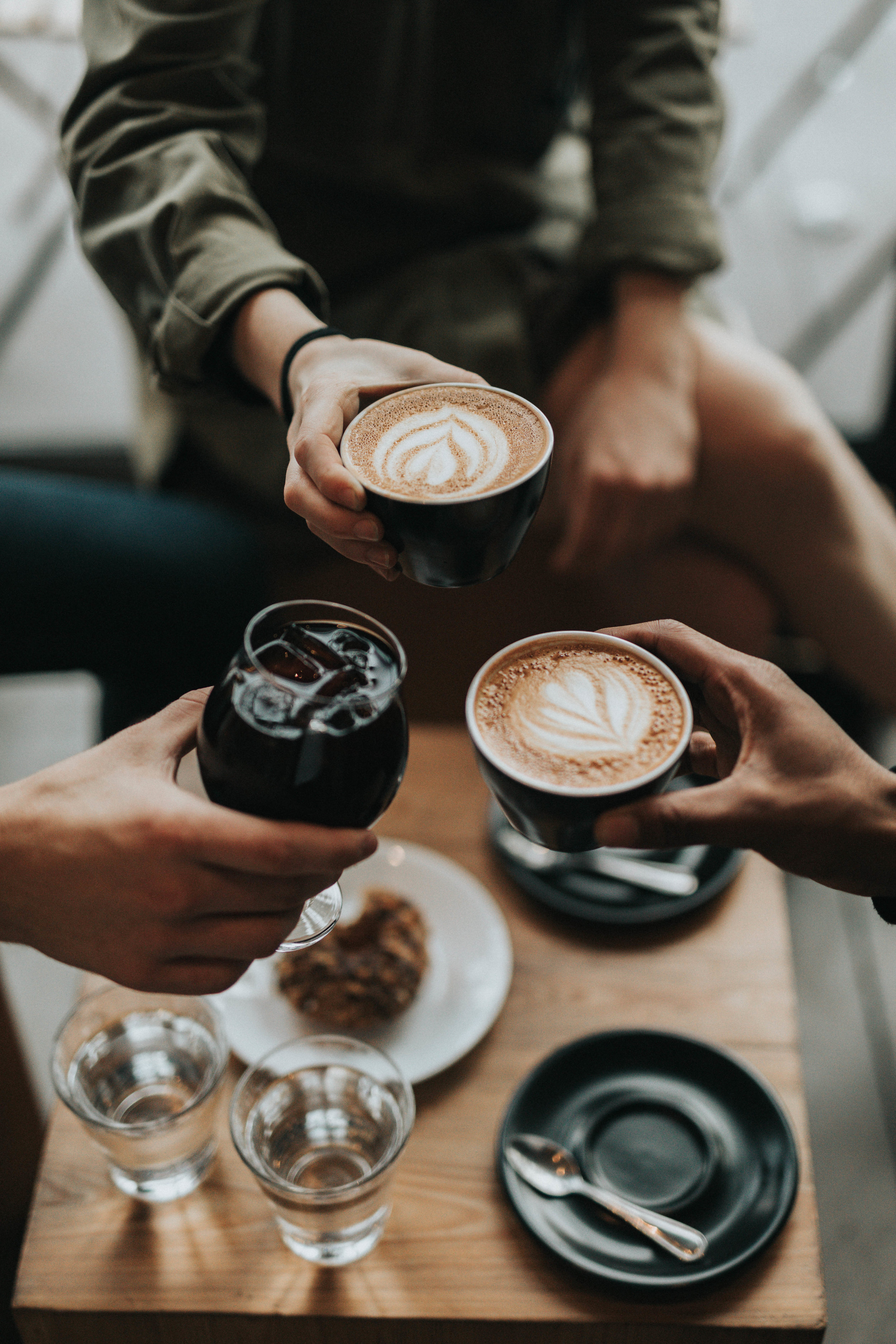 Let's All Meet Up For Coffee! - Chat, ask questions, get to know Becky a bit more and meet new friends!-Wed. May 22nd 9:30am-10:30am-Color Coffee in Eagle