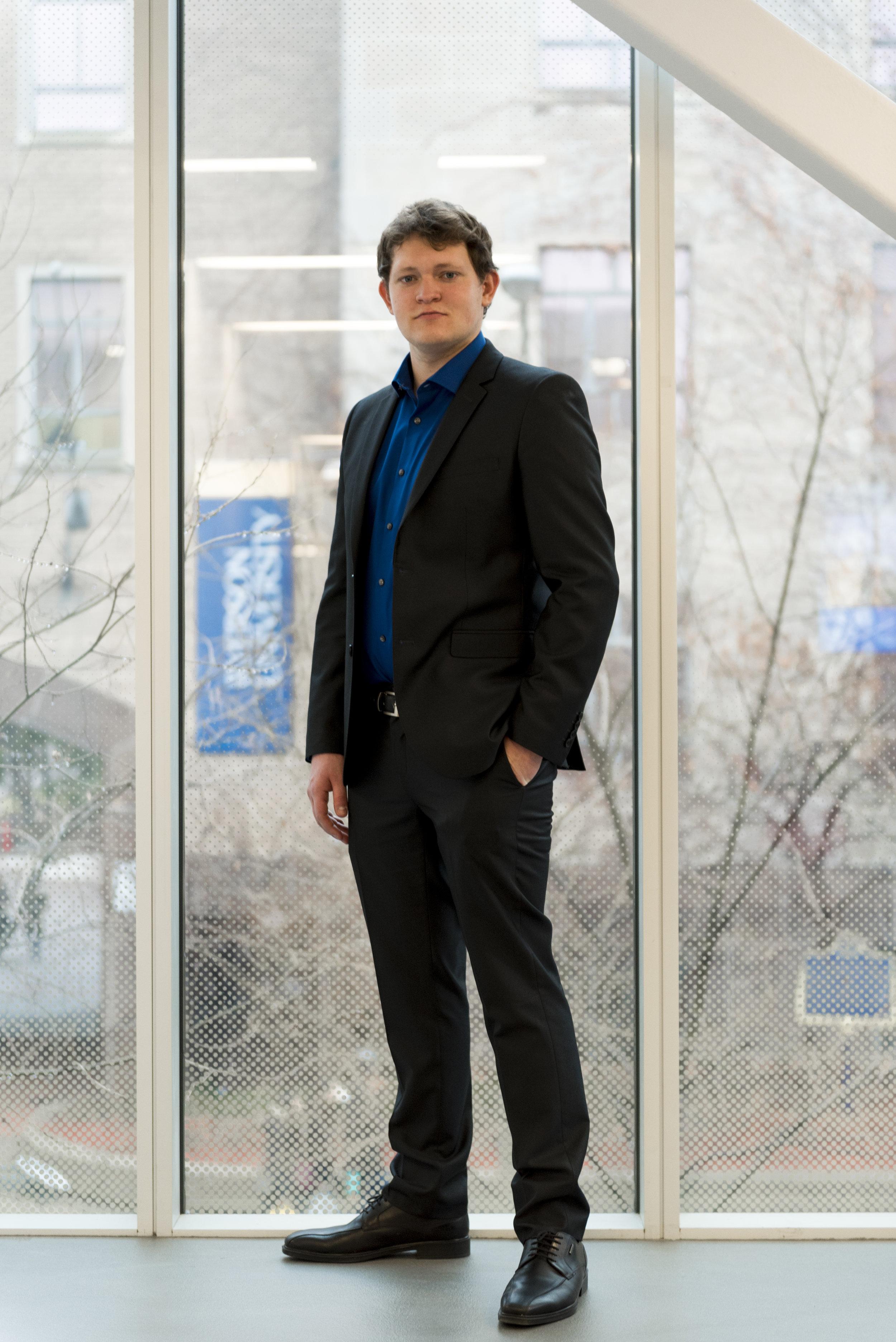 Dmytro Basmat, Executive Director and Founder