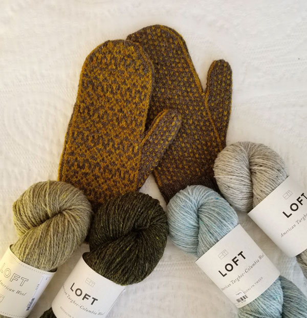 types of colorwork knitting