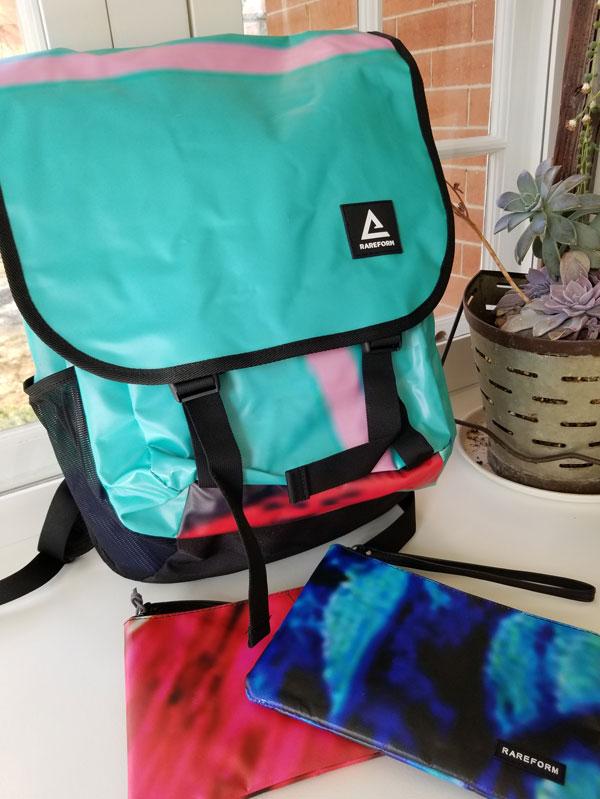 Rareform bags