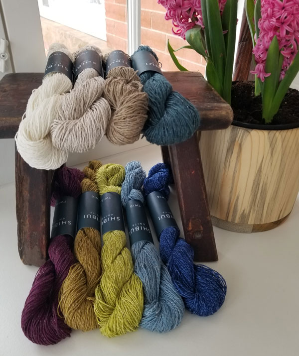 Shibui Knits yarn