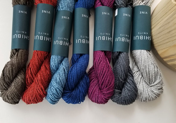 Shibui Knit A Long