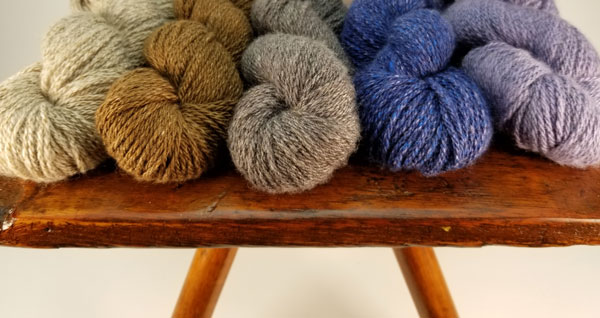 North Light Fibers Water Street worsted weight