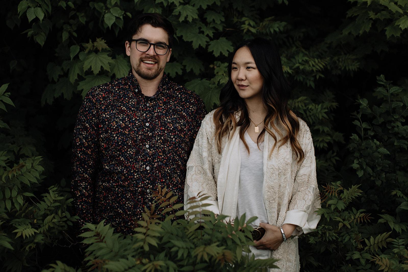 Ben Grzenia and Diana Chu         Photo: @mann_frau