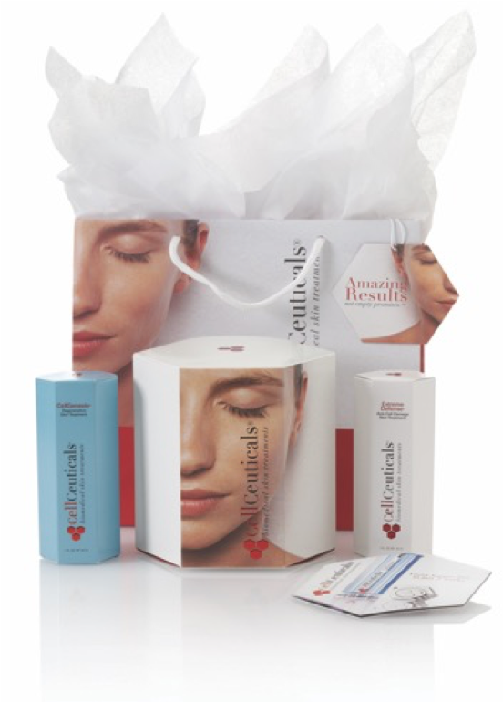 2009 Winner - Cosmetic Innovator of the YearSkincare Package DesignPresented by ICMAD toMARRS Printing + Packaging, Inc