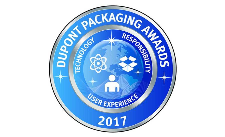 2017 DUPONT PACKAGING AWARD DIAMOND FINALIST -