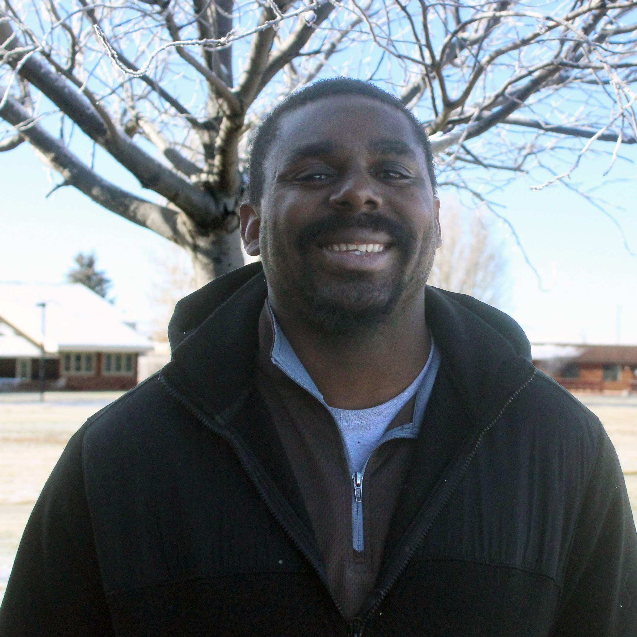 Julius Stinson, Osborne Cottage Coordinator