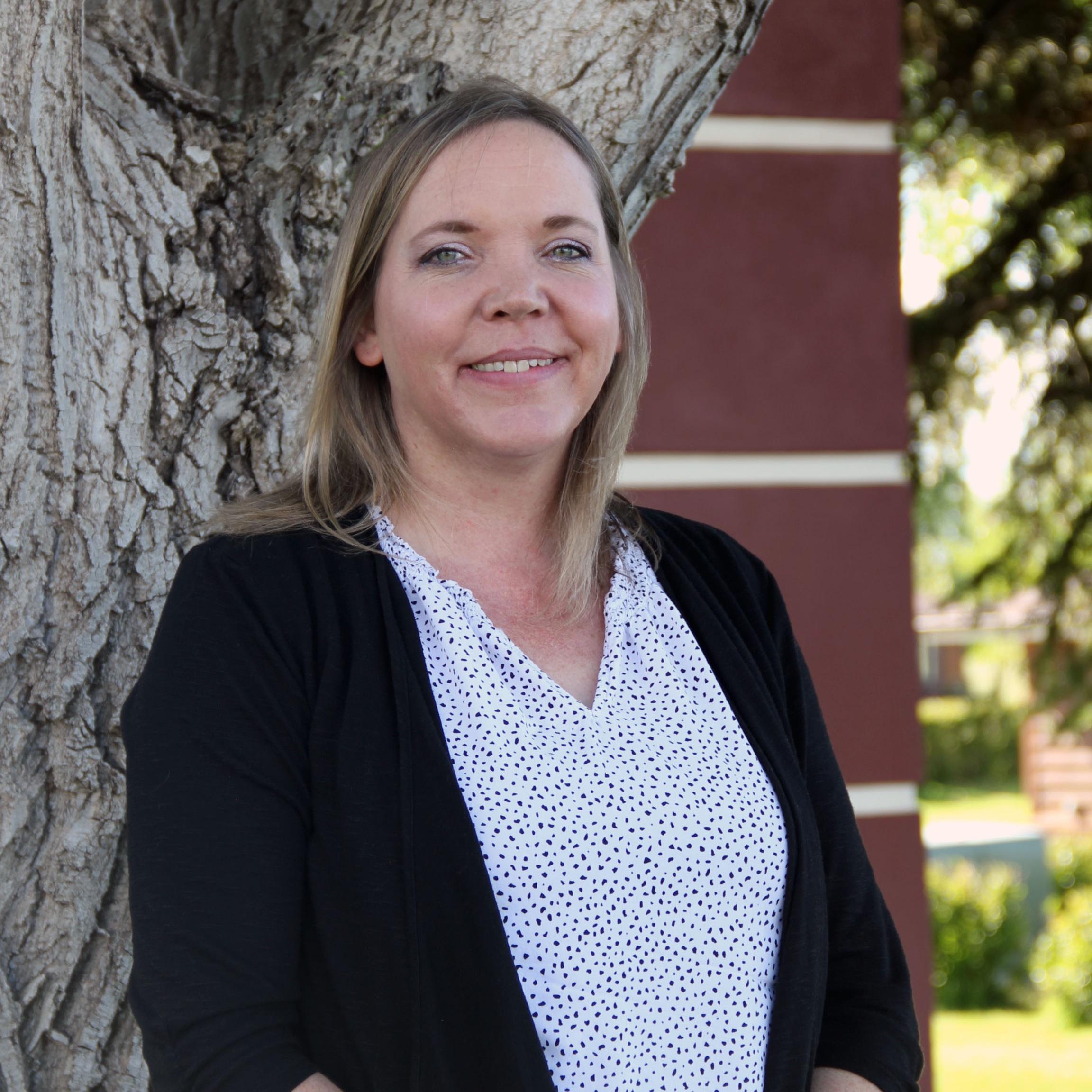Brooke Benson    Community Programs Director