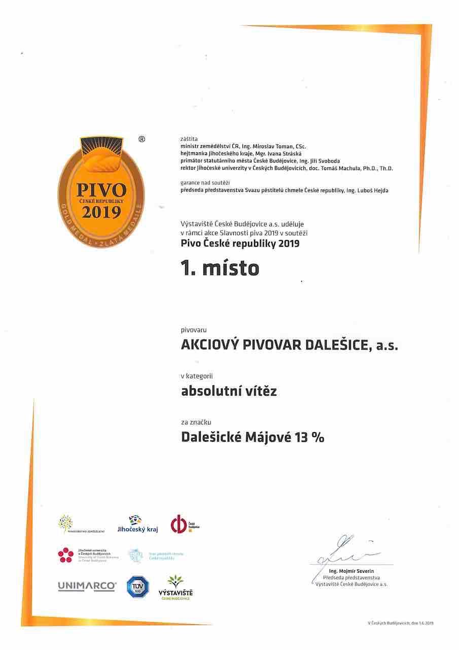 Pivo ČR 2019 diplom menší.jpg