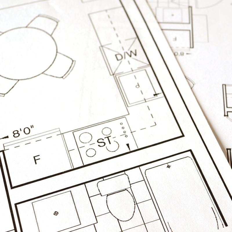 NEW CONSTRUCTION - From the exterior to interior of a new build, there are endless decisions to be made. We work with both developers and homeowners to streamline the process and bring their visions to life.