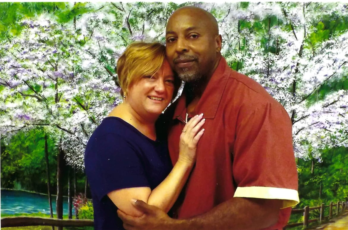 FREE JOHN BROOKINS - JOHN HAS SPENT 27 YEARS IN PRISON FOR A CRIME HE DID NOT COMMIT. IT'S TIME FOR HIM TO COME HOME