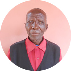 Rev. Kikongo Baba Delbert   Coordinator and Head of Staff