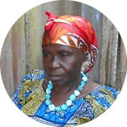 Ms. Jeanne Lusambu   Sr. Matron Girls' Dormitory