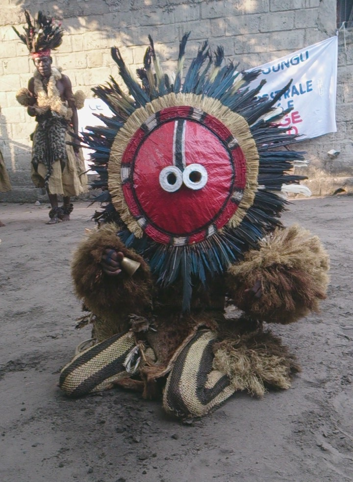 Festival National de Gungu every summer - featuring Pende Mingaji dancers