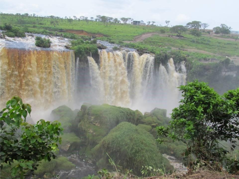 Kakobola Waterfalls (30 miles away)