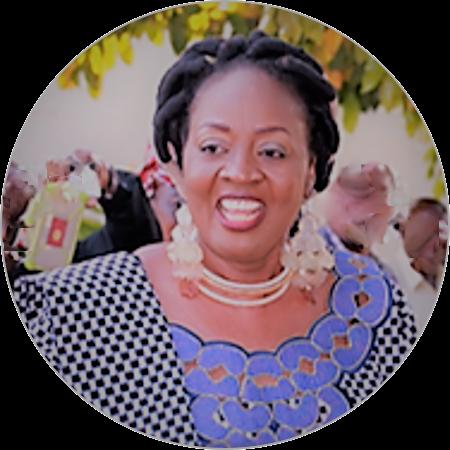 Colette Madishi Ramm   Founder-President