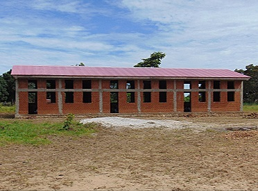 AMOUNT: $35,000  Build half a school block for a REVE Kandale school. Double this amount to build an entire primary school.