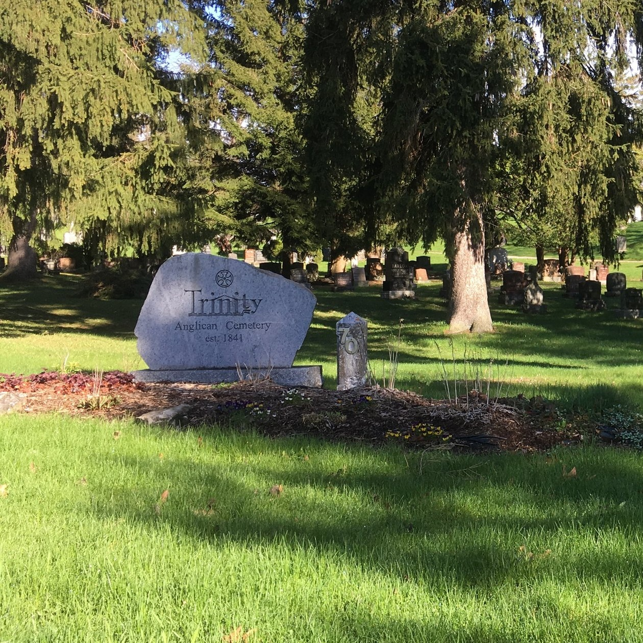 Trinity Anglican Church Cemetery